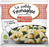 La poêlée Fromagère - Produit - fr