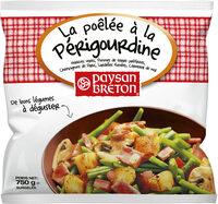 La poêlée à La Périgourdine - Produit