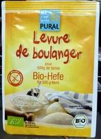 Levure de boulanger - Produkt - fr