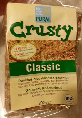 Pain croustillant classic - Produit - fr