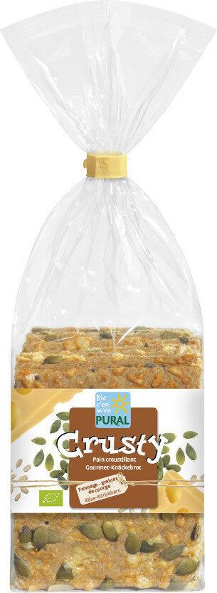 Crusty fromage graines de courge - Produit - fr