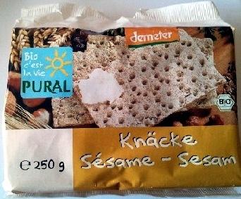 Knäcke Sésame - Product