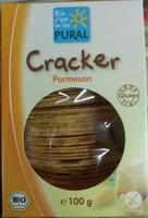 Cracker parmesan - Produit - fr