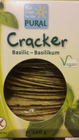 Craker Basilic - Produit - fr