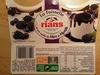 La Faisselle et son coulis de mûre et myrtille - Product