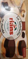 La tartelette au chocolat - Product