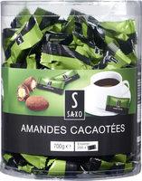 Amandes cacaotees - Produit - fr