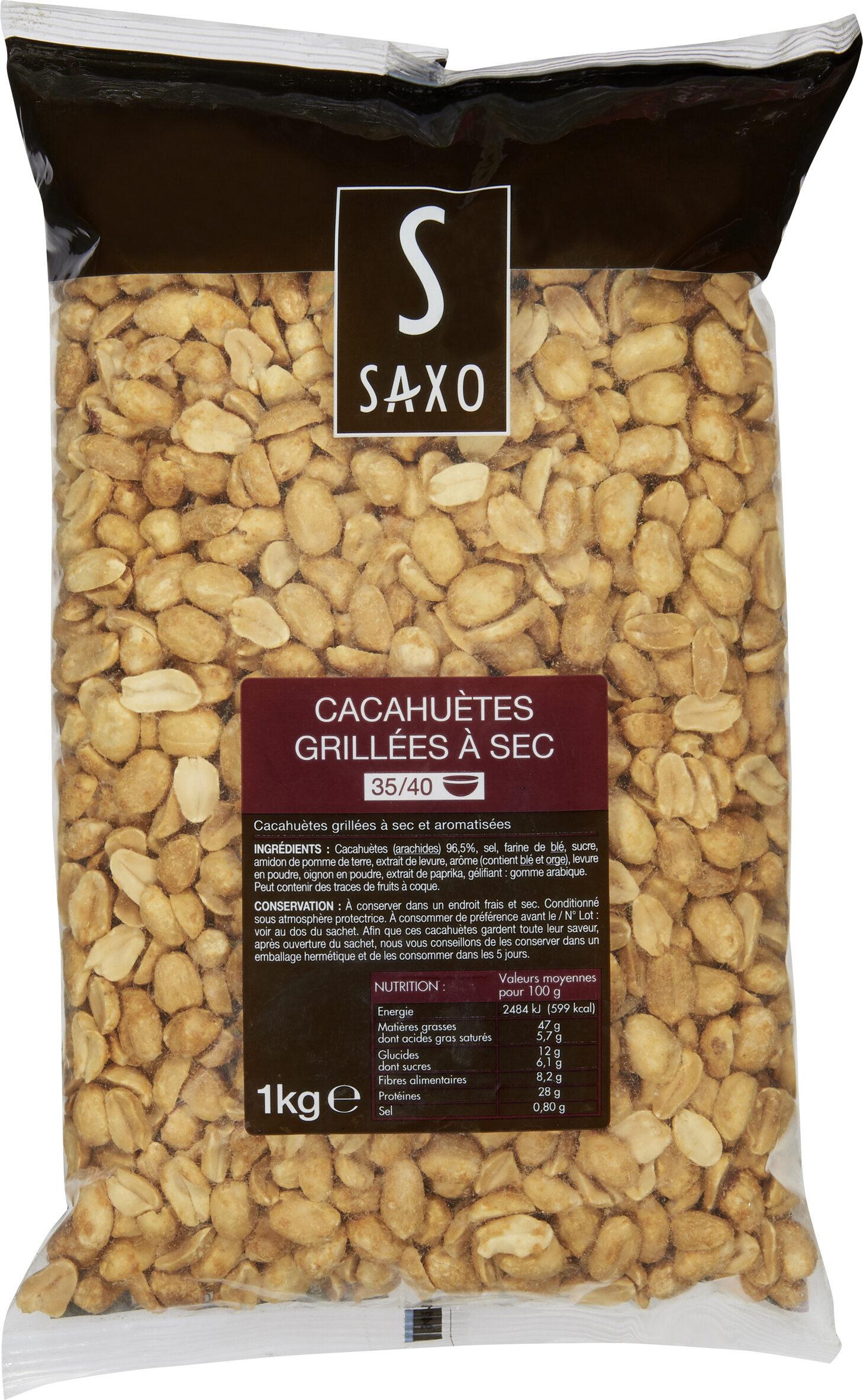 Cacahuète Grillée à Sec - Prodotto - fr