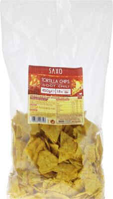 Tortilla chips goût chili - Prodotto - fr