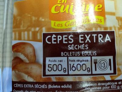 Cèpes Extra Séchés - Product