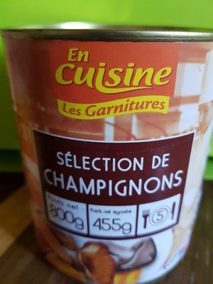 Selection de champignons - Product - fr