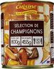 Selection de champignons - Product