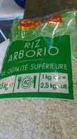 Riz Arborio QS En Cuisine - Produit - fr