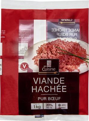 Viande hachée pur bœuf - Product