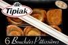 6 Bouchées Pâtissières - Produit