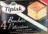 4 Bouchées Pâtissières - Product