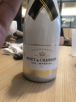 Moët & Chandon ice imperial - Product - fr