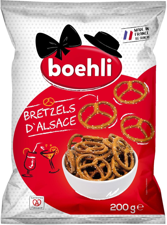 Sachet bretzels moyennes - Produit - fr