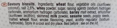 Cubi assortiment cocktail - Ingredients - en