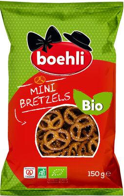Mini Bretzels bio - Produit