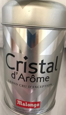 Malongo Kaffee 'cristal D'arôme' (250g Metalldose) - Prodotto - fr