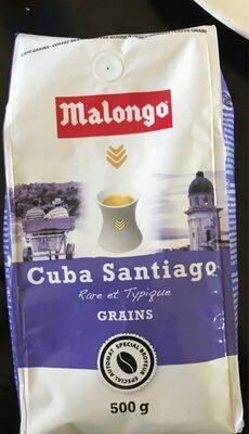 Malongo cuba santiago - Prodotto - fr