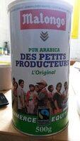 PUR ARABICA DES PETITS PRODUCTEURS l'original - Prodotto - fr