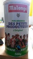 Pur Arabica des petits producteurs L'original - Product
