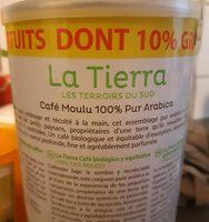 Café - Ingrediënten - fr