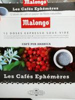 les cafés éphémères - Prodotto - fr