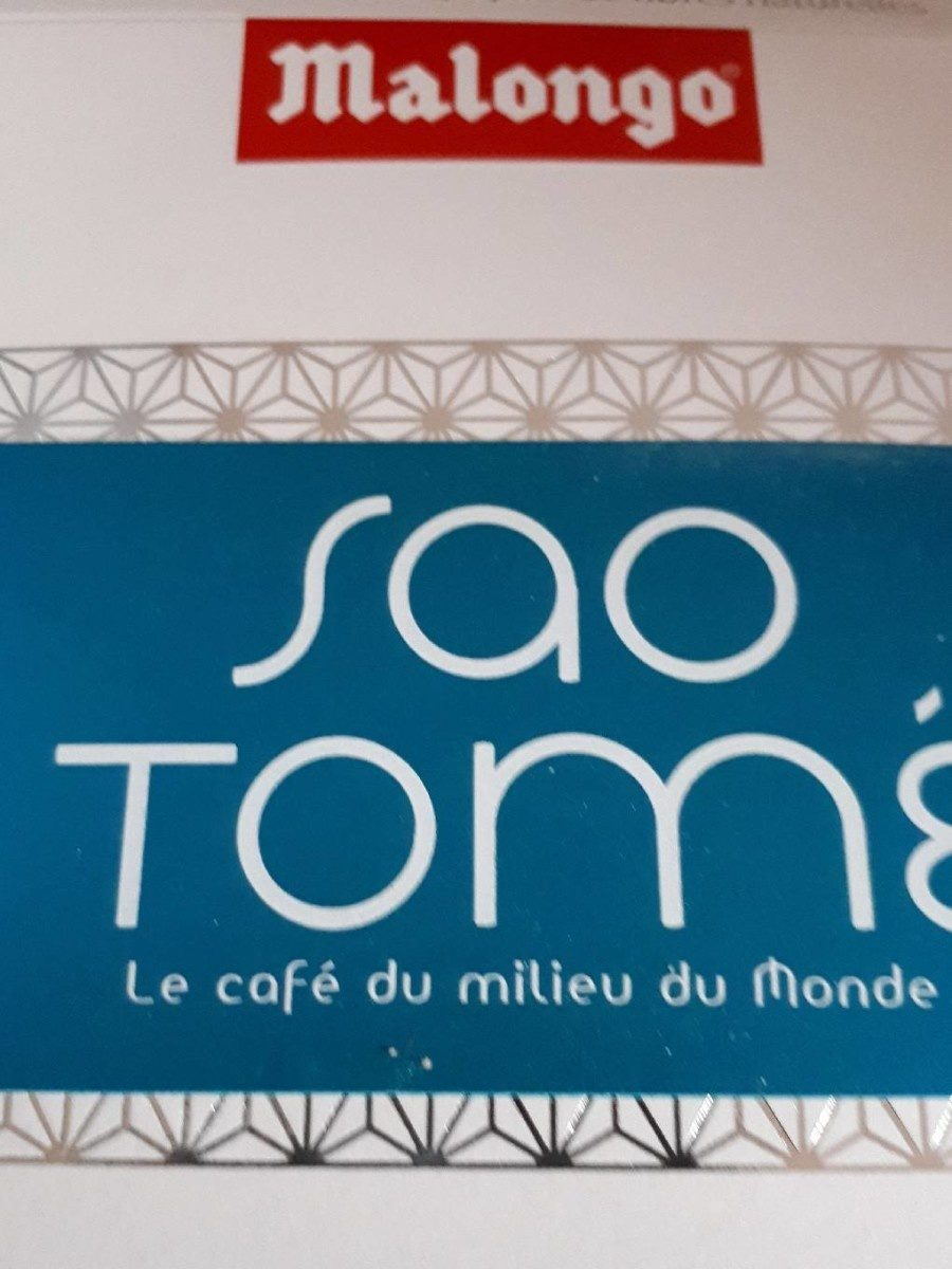 café sao tomé - Prodotto - fr