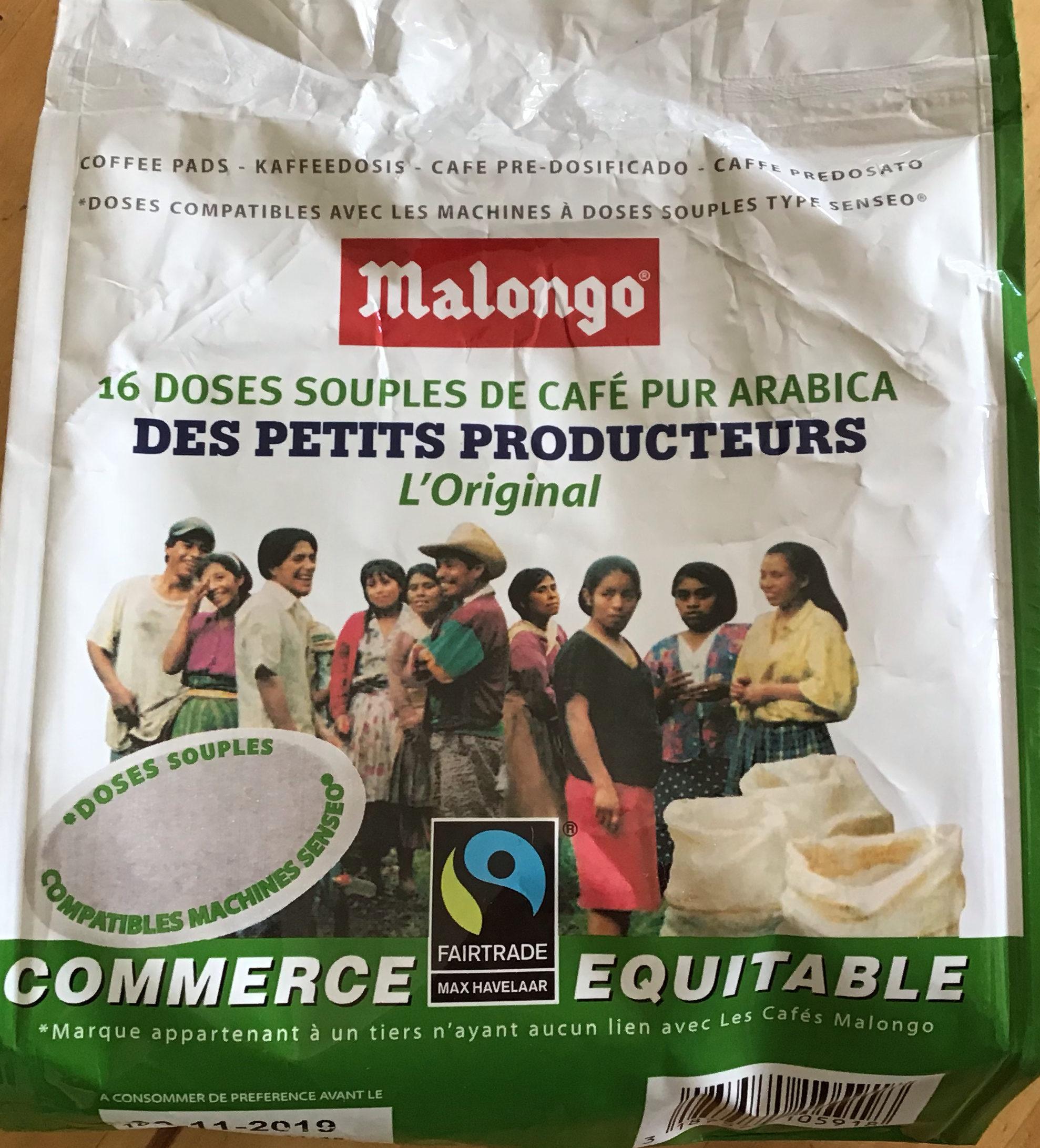Café des petits producteurs - Prodotto - fr