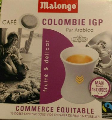 Colombie IGP - Product