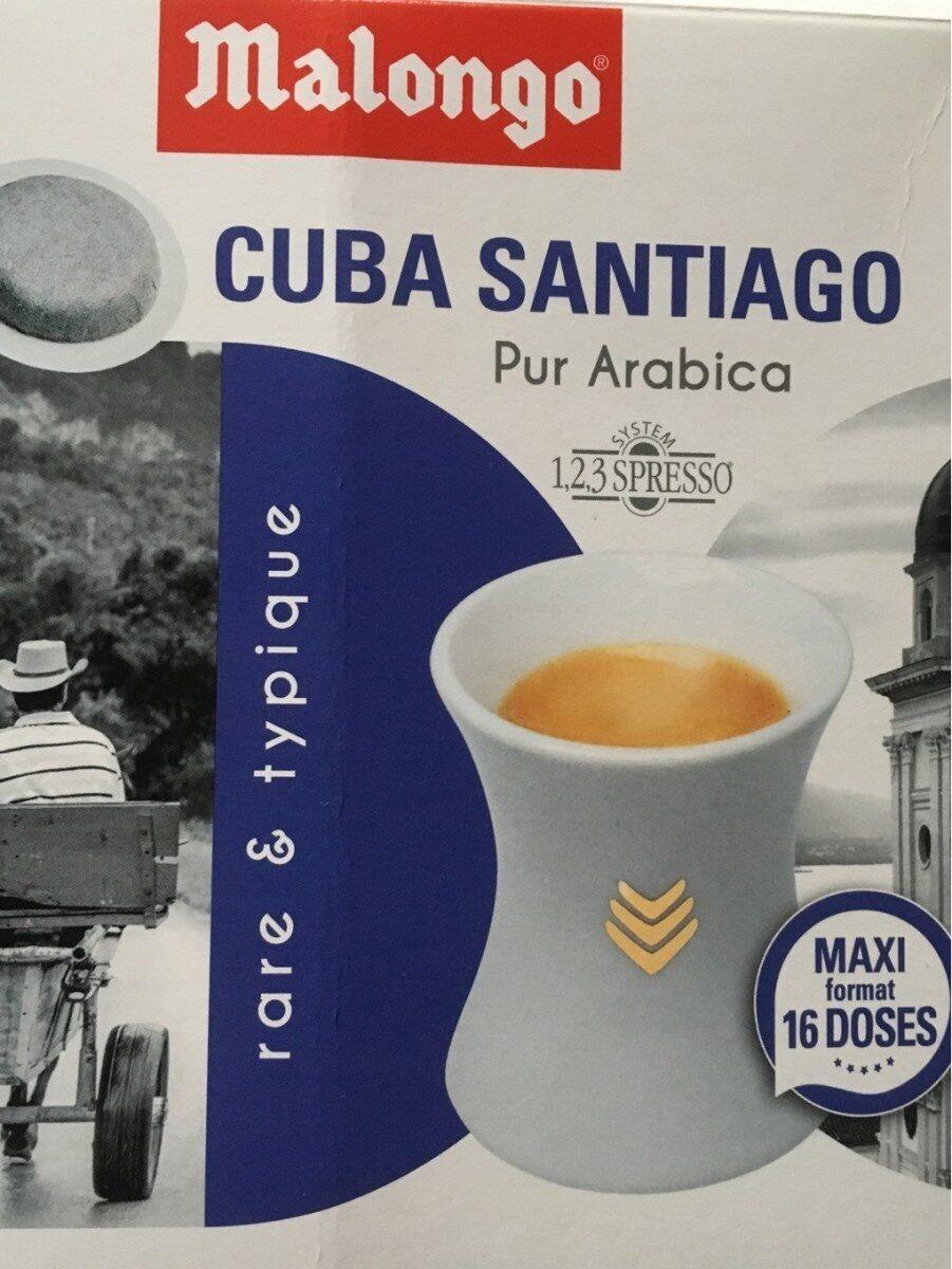 Dosette café Malongo - Prodotto - fr