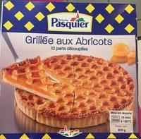Grillée aux Abricots - Produit - fr