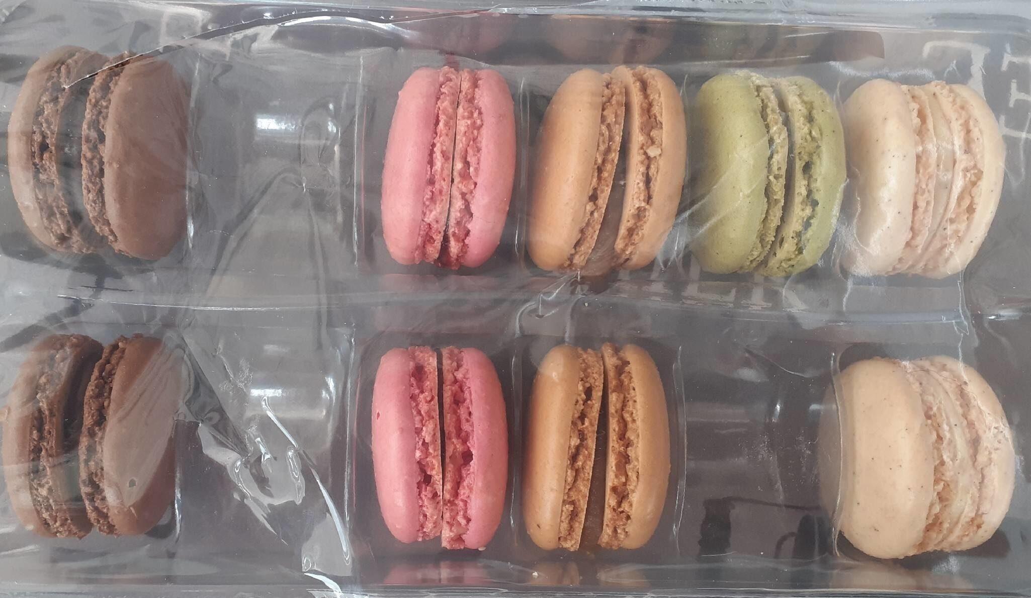 12 Macarons - Prodotto - en