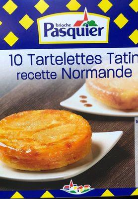 Tartelettes tatin - Product