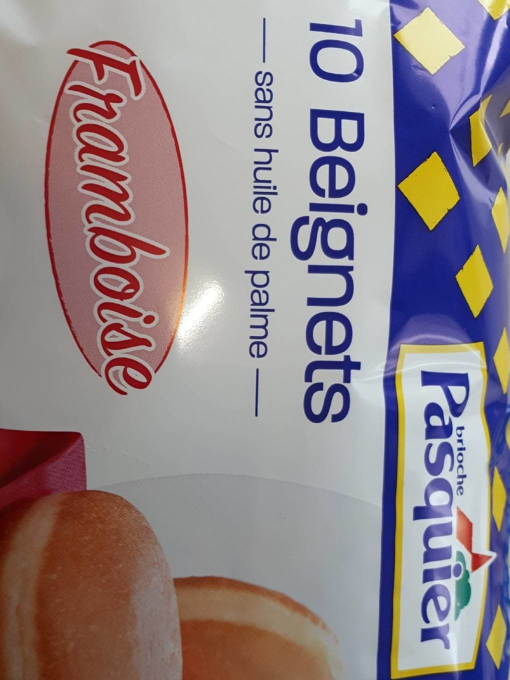 Beignets - Product - fr