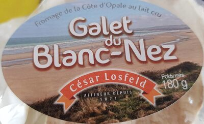 Galet du blanc nez - Produit - fr
