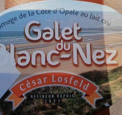 Galet du blanc nez - Informations nutritionnelles - fr