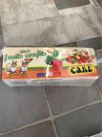 Cake aux fruits confits - Product - fr