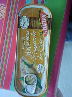 Filets de maquereaux à la moutarde de Dijon - 1