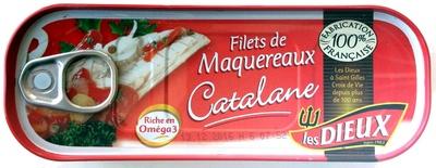 Filets de Maquereaux Catalane - Produit - fr