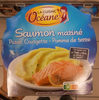 Saumon Mariné & Purée de Courgette et Pomme de terre - Product
