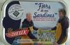 Fiers de nos sardines - Produit