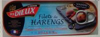 Filets de Harengs(Tomate confite herbe de Provence)- - Produit - fr