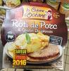 Rôti de Porc & Gratin Dauphinois - Produit