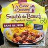 Sauté de Boeuf au Paprika & Semoule - Product
