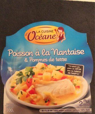 Poisson à la Nantaise & Pommes de terre - Product - fr