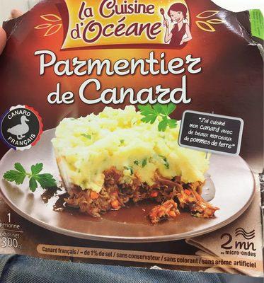 Parmentier de Canard - Produit - fr